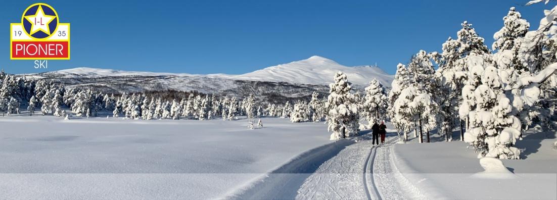 Velkommen til Pioner ski